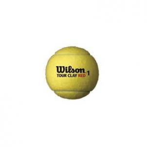 Lauko teniso kamuoliukai Tour Clay red 4-ball Lauko teniso kamuoliukai
