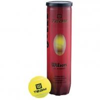 Lauko Teniso Kamuoliukai Wilson Team Practice 4 vnt. WRT111900 Outdoor tennis balls