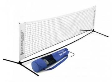 Lauko teniso tinklas mini, 3m, mobilus, su dėklu Lauko teniso tinklai