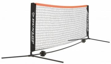 Lauko teniso tinklas mini, 6m, mobilus, su dėklu Lauko teniso tinklai
