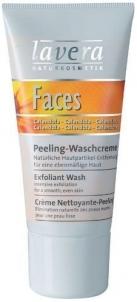 Lavera Cleansing Face Scrub Marigold Cosmetic 30ml Kūno šveitikliai