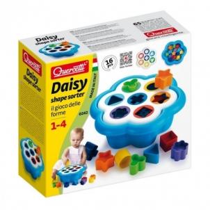 Lavinamasis žaislas 0242 Quercetti Daisy Shape Sorter