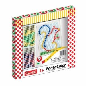 Lavinamasis žaislas 0282 Quercetti Fantacolor мозаика