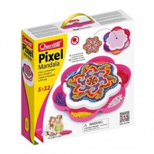 Lavinamasis žaislas 2101 Quercetti мозаика Pixel Мандала