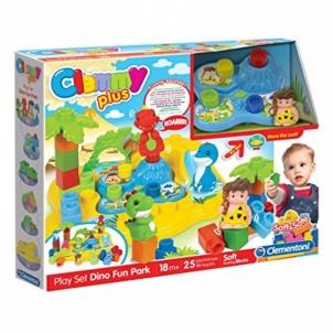Lavinamasis žaislas Plus Dino Fun Park