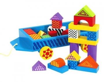 Lavinamosios kaladėlės Lavinimo žaislai