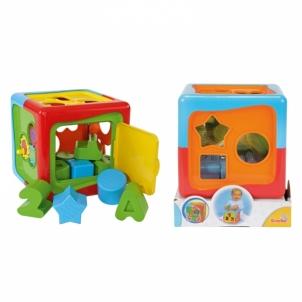 Lavinimo žaislas ABC Sorting Cube