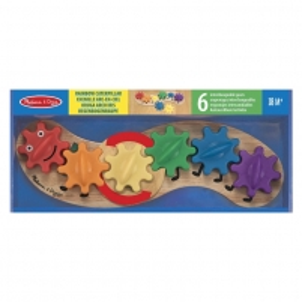 Lavinimo žaislas Caterpillar Gear Toy