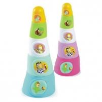 Lavinimo žaislas Cotoons Happy Tower