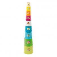 Lavinimo žaislas Cotoons Magic Tower 73cm