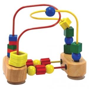 Lavinimo žaislas First Bead Maze