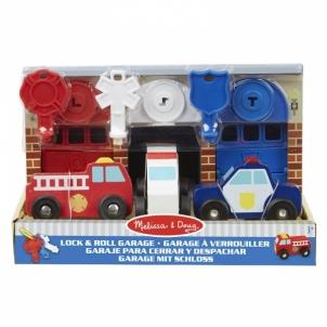 Lavinimo žaislas Lock&Roll Rescue Garage