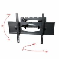 LCD/LED/PLAZMA televizoriaus laikiklis ART AR-65|32-60|45kg| vert./horiz. reg. TV stovai, laikikliai
