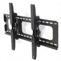 LCD monitoriaus laikiklis ART AR-08 |32-60 |80kg |VESA |Vertikal. reg. |Juodas TV stovai, laikikliai