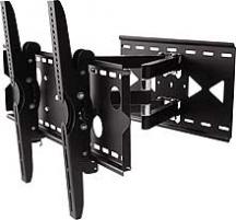 LCD televizoriaus laikiklis ART Holder AR-24 to tv LCD | black | 32-60 80KG VE TV stovai, laikikliai