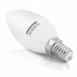LED lemputė Whitenergy | E14 | 10 SMD 2835 | 5W | 230V| pienas | C30