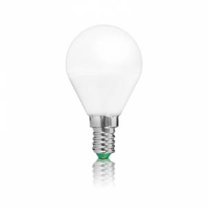 LED lemputė Whitenergy | E14 | 6 SMD 2835 | 3W | 100V-250V|šiltai balta| G45