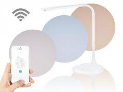 LED stalo lempa Desk Lamp TRACER Smart Light WI-FI Apšvietimas, LED lempos