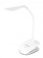 LED stalo lempa ESPERANZA ELD104W DENEB - SU SPAUSTUKU Apšvietimas, LED lempos
