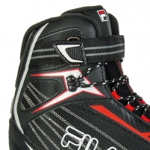 Ledo ritulio pačiūžos Viper CF black/red/F15 size 41 Ledo ritulio pačiūžos