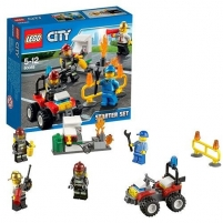 LEGO Fire Starter Set 60088 Lego bricks and other construction toys