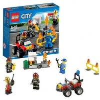 LEGO Fire Starter Set 60088 LEGO ir kiti konstruktoriai vaikams