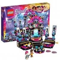 Lego Friends Pop Star Pasirodymo scena 41105