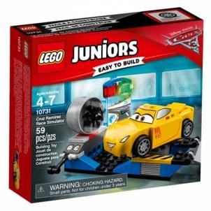 Lego konstruktorius Cruz Ramirez Race Simulator