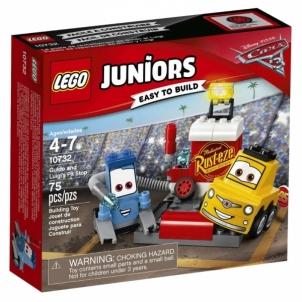 Lego konstruktorius Guido and Luigis Pit Stop
