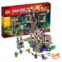 Lego Ninjago 70749 Tempel der Anacondrai Lego bricks and other construction toys
