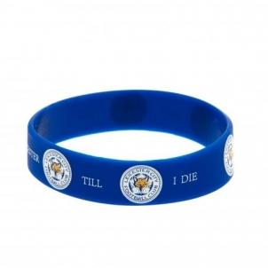 Leicester City F.C. silikoninė apyrankė