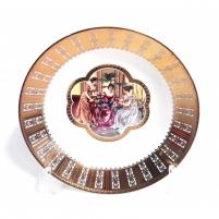 Lėkštė 23cm gili RSC367 Madonna AU Lėkštės