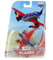 Lėktuvas BULLDOG Planes Mattel X9467 / X9459 Airplanes for kids