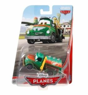 Lėktuvas CHUG Planes Mattel CBM50 / X9459 Lėktuvai vaikams
