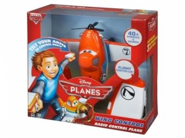 Lėktuvas Mattel Y8522 PLANES Samolot Dusty RC Lėktuvai vaikams