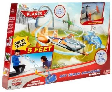 Lėktuvas Rinkinys Mattel Planes Y0996 Lidmašīnas kids