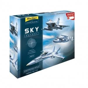 Lėktuvo modelis 52312 SKY PATROL 1:144 Lėktuvai vaikams