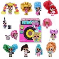 Lėlė 566960 L.O.L. Surprise! Remix Hair Flip Dolls OMG LOL