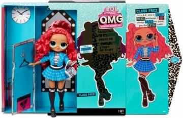 Lėlė 567202 L.O.L. Surprise! Кукла OMG Class Prez 3 CLASS PREZ