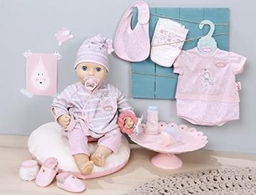 Lėlė 700181 Комплект одежды для куклы ZAPF CREATION Baby Annabell Deluxe Special Care