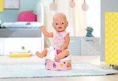 Lėlė 822531 Zapf Creation BABY Born Interactive Potty Toy