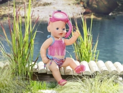 Lėlė 823750 Zapf creation Baby born Swim Set