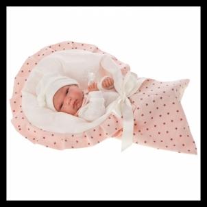 Lėlė Baby Tonet Arrullo Rosa