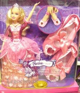 Lėlė Barbie K8063 Cinderella Mattel