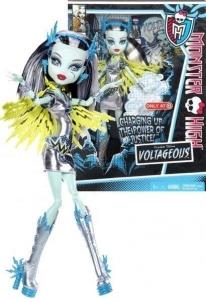 Lėlė BBR88 / Y7298 Monster High Frankie Stein Новинка