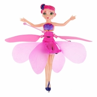 Lėlė Beautiful Flying Fairy NO.8088 pink