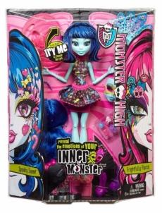 Lėlė CBL21 / BJR24 Monster High Inner Monster Spooky Sweet Frightfully Fierce