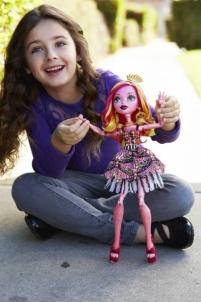 Lėlė CHW59 Mattel Monster High Gigalalka Gooliope Jellington