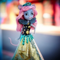 Lėlė CHW61 / CHW64 Monster High Boo York Gala Ghoulfriends Mouscedes King EXCLUSIVE 2015!!! Rotaļlietas meitenēm