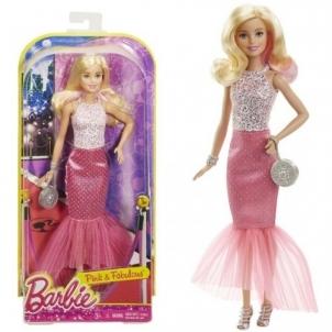 Lėlė DGY70 / DGY69 Barbie Pink Fabulous Gown Doll MAT